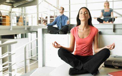 5 ejercicios de relajación para el trabajo