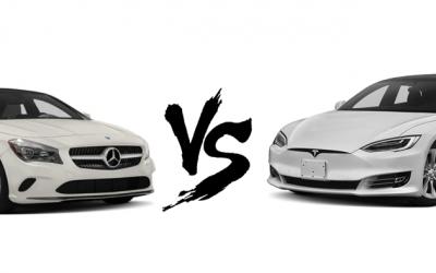 Mercedes-Benz desafía a Tesla con su nuevo auto eléctrico EQC